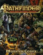 PATHFINDER - POCKET EDITION - Monster Codex