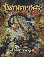 PATHFINDER - POCKET EDITION - Occult Adventures (Pocket Edition)