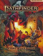 PATHFINDER 2ND EDITION - Pathfinder RPG: Core Rulebook Hardcover