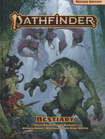 PATHFINDER 2ND EDITION - Bestiary 1 Hardcover