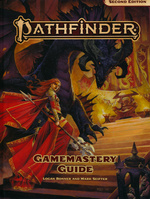 PATHFINDER 2ND EDITION - Gamemastery Guide Hardcover