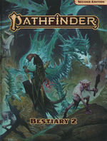 PATHFINDER 2ND EDITION - Bestiary 2 Hardcover
