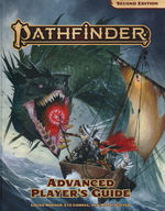 PATHFINDER 2ND EDITION - Advanced Player`s Guide Hardcover