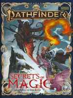 PATHFINDER 2ND EDITION - Secrets of Magic Hardcover