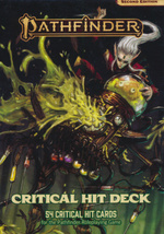 PATHFINDER 2ND EDITION - Critical Hit Deck