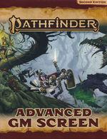 PATHFINDER 2ND EDITION - Advanced GM Screen