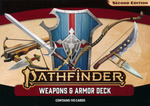 PATHFINDER 2ND EDITION - Weapons and Armor Deck