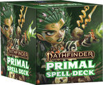 PATHFINDER 2ND EDITION - SPELL CARDS - Primal Spell Deck