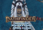 PATHFINDER 2ND EDITION - SPELL CARDS - Advanced Player`s Guide - Spell Deck