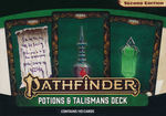 PATHFINDER 2ND EDITION - Potions and Talismans Deck