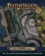 PATHFINDER - FLIP MAT - Castles Multi-Pack