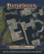 PATHFINDER - FLIP MAT - Haunted Dungeons Multi-Pack