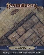 PATHFINDER 2ND EDITION - FLIP MAT - Troubles in Otari