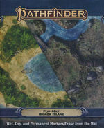 PATHFINDER - FLIP MAT - Bigger Island