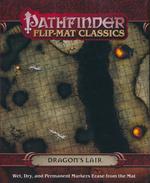 PATHFINDER - FLIP MAT - Classics - Dragon`s Lair