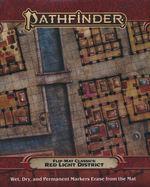 PATHFINDER 2ND EDITION - FLIP MAT - Classics - Red Light District