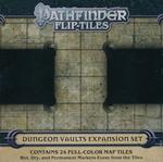 PATHFINDER - FLIP TILES - Dungeon Vaults Expansion