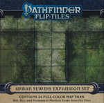 PATHFINDER - FLIP TILES - Urban Sewers Expansion