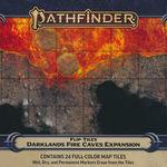 PATHFINDER - FLIP TILES - Darklands Fire Caves Expansion
