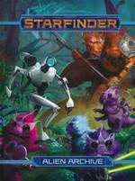 STARFINDER - Alien Archive 1 Hardcover
