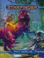 STARFINDER - Pact Worlds Hardcover