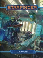 STARFINDER - Armory Hardcover