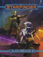 STARFINDER - Alien Archive 3 Hardcover