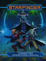 STARFINDER - Character Operations Manual Hardcover