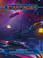 STARFINDER - Starship Operations Manual Hardcover