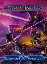 STARFINDER - Galaxy Exploration Manual Hardcover