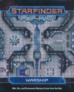 STARFINDER - FLIP-MAT - Warship
