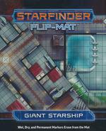 STARFINDER - FLIP-MAT - Giant Starship