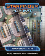 STARFINDER - FLIP-MAT - Transport Hub