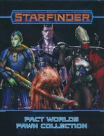 STARFINDER - PAWNS - Pact Worlds Pawn Collection