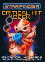 STARFINDER - Critical Hit Deck