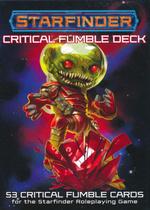 STARFINDER - Critical Fumble Deck