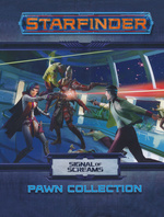 STARFINDER - PAWNS - Signal of Screams Pawn Collection