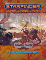 STARFINDER - PAWNS - Dawn of Flame Pawn Collection