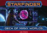 STARFINDER - Deck of Many Worlds