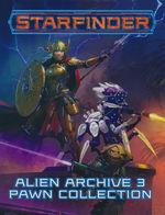 STARFINDER - PAWNS - Alien Archive 3 Pawn Box