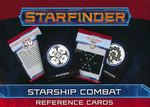 STARFINDER - Starship Combat Reference Cards