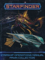 STARFINDER - PAWNS - Starship Operations Manual Pawn Collection