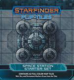 STARFINDER - FLIP-TILES - Space Station Starter Set