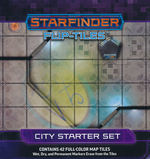 STARFINDER - FLIP-TILES - City Starter Set