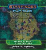 STARFINDER - FLIP-TILES - Alien Planet Starter Set