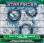 STARFINDER - FLIP-TILES - Alien Planet Moonscape Expansion