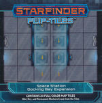STARFINDER - FLIP-TILES - Space Station Docking Bay Expansion
