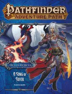 PATHFINDER - ADVENTURE PATH - Hell's Rebels Part 4 - A Song of Silver