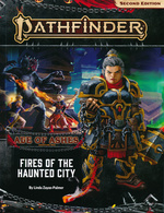 PATHFINDER 2ND EDITION - ADVENTURE PATH - Age of Ashes Part 4 - Fires of the Haunted City