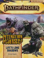 PATHFINDER 2ND EDITION - ADVENTURE PATH - Extinction Curse Part 3 - Life`s Long Shadows